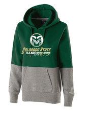 CSU Rams Ladies Ration Hoodie